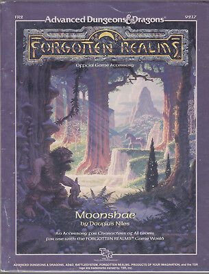 Advanced Dungeons & Dragons: Forgotten Realms - Moonshae (FR2)