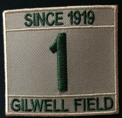 "Wood Badge Custom Troop 1 / Gilwell Field Unit Number ""Scout Green"""