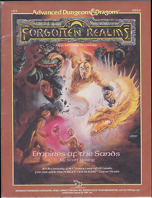 Advanced Dungeons & Dragons: Forgotten Realms - Empires of the Sands (FR3)
