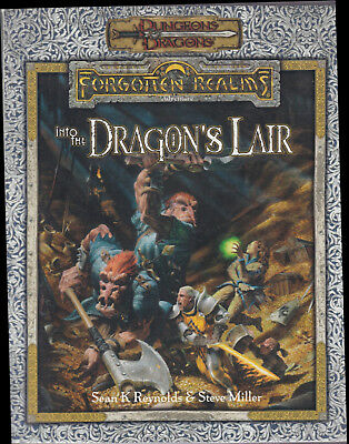 Dungeons & Dragons (3rd Ed.): Forgotten Realms - Into the Dragon's Lair