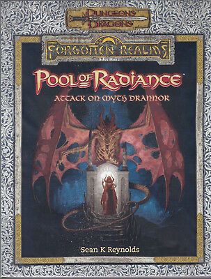 Dungeons & Dragons (3rd Ed.): Forgotten Realms - Pool of Radiance