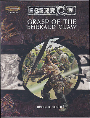 Dungeons & Dragons (3rd Ed.): Eberron - Grasp of the Emerald Claw