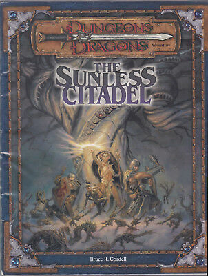 Dungeons & Dragons (3rd Ed.): The Sunless Citadel