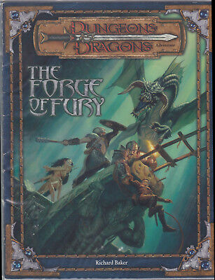 Dungeons & Dragons (3rd Ed.): The Forge of Fury