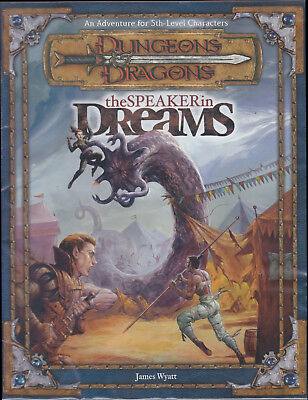 Dungeons & Dragons (3rd Ed.): The Speakers in Dreams