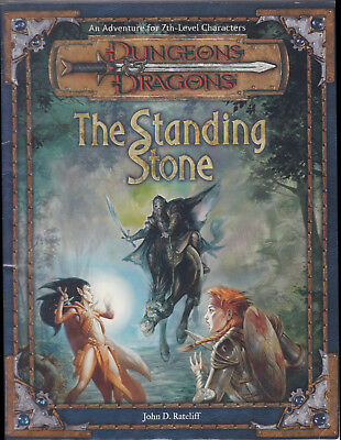 Dungeons & Dragons (3rd Ed.): The Standing Stone