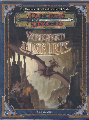 Dungeons & Dragons (3rd Ed.): Verborgen in der Tiefe
