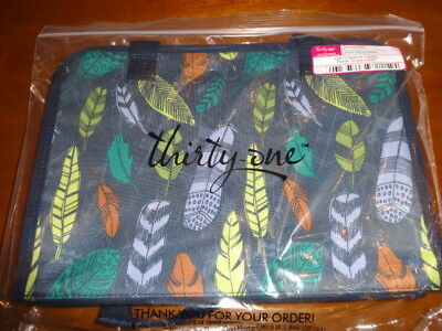 ThirtyOne Thirty-One 31 Gifts Get Creative Caddy - Brand New - Falling Feathers