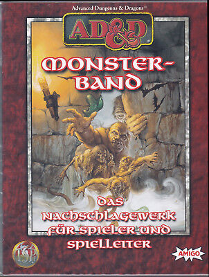 Advanced Dungeons & Dragons: Monsterband