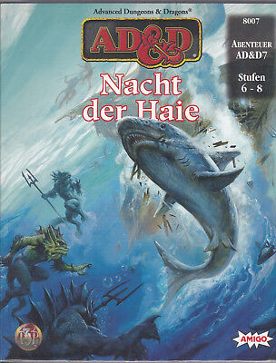 Advanced Dungeons & Dragons: Nacht der Haie (AD&D7)