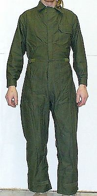 Coverall Utility Overall US 100% Baumwolle Grösse S gebraucht