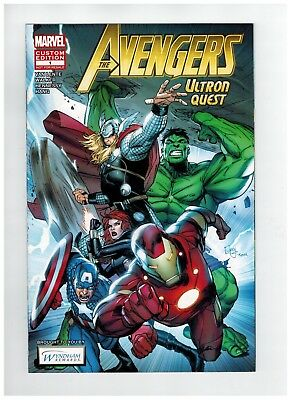 Marvel Avengers Limited Special Edition Comic Book  2018 Sale Custom Edition #1