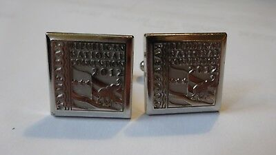 Cuff links from the Republican National Conventions 2012