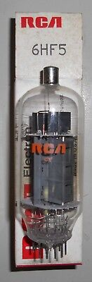 6HF5 Compactron  Vacuum Tube, NOS tested