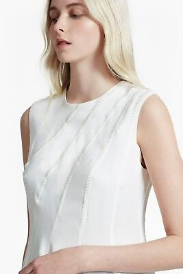 French Connection Modern Kantha Drape Ladies Sleeveless Top UK Size 10 RRP  £65 95ab303a9f18