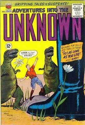 Adventures into the Unknown (1948 series) #130 in VG + cond. American comics
