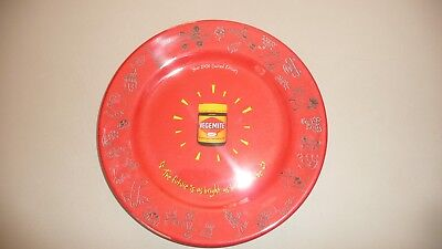 Collectable Melamine Plate - Vegemite - Year 2000 (Limited Edition)