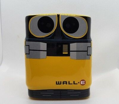 NEW Disney Store Pixar's WALL-E Ceramic Mug 16oz EVE FREE SHIPPING