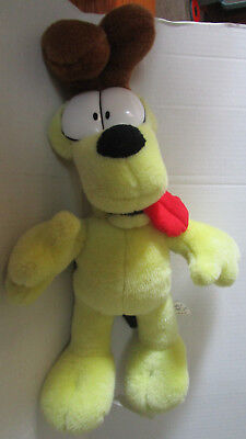 Garfield's Friend Plush Odie Dog