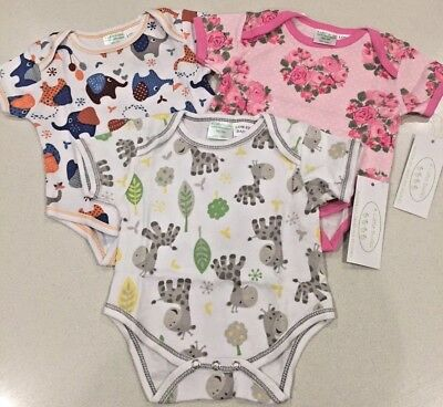 Bodysuits - Wholesale 15pk, 30pk or 60pk, Asst sizes, Brand New - Great Value!!