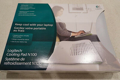 Logitech Cooling Pad N100 for Laptop
