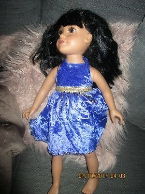 Journey Girl Doll With beautoful hand made dress 2010