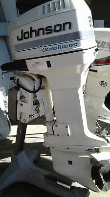 Johnson 90Hp Outboard