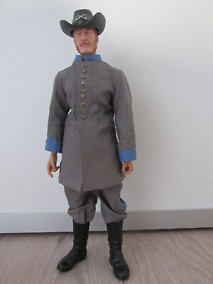 Gettysburg konföderierte Army of Northern Virginia Custom Offizier 1/6 Newline