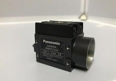 Panasonic ANPVC1210 industrial vision black and white CCD camera 2 million pixel