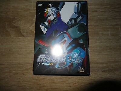 DVD: Mobile Suit Gundam Seed - Volume 1