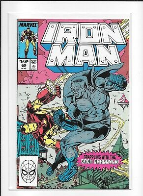 Iron Man #236 Decent (7.5) Marvel