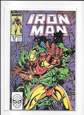 Iron Man #237 Decent (7.0) Marvel