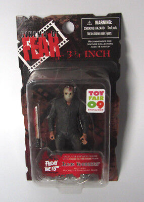 Jason Voorhees Friday the 13th Mezco Cinema Of Fear Toy Fair Exclusive 2009 NEU