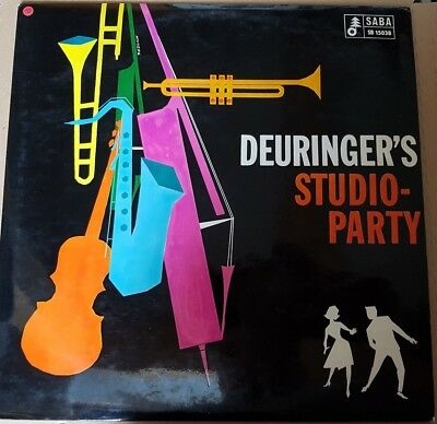 Deuringer´s Studio - Party  -  Vinyl - SABA SB15038