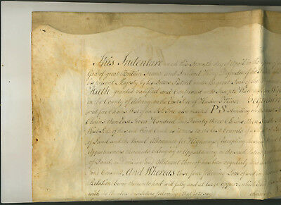 1767 Land Deal William Ford George Wray Albany Ny Legal Document