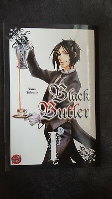 Black Butler Manga Band 1