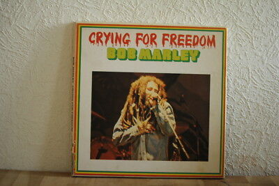 Bob Marley - Crying For Freedom - 3 LPs