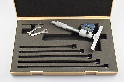 Mitutoyo 329-711-30 Digimatic Depth Micrometer