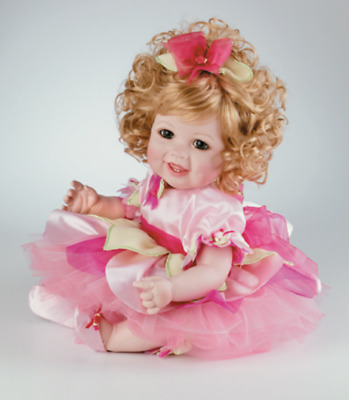 """Marie Osmond Doll Rosebud from the """"Babies a Bloom"""" Collection.  No. 300"""