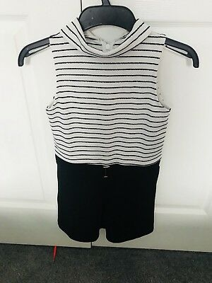 Girls River Island Playsuit Age 9/10