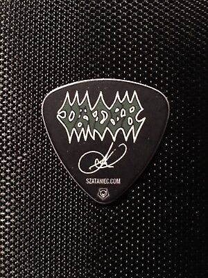 Vader Guitar Pick - Peter - India Tour - 1