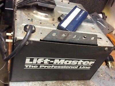 Chamberlain Garage Door Opener 1045-9 used with remote LiftMaster professional
