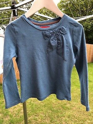 Girls Joules Long Sleeve Top Age 5