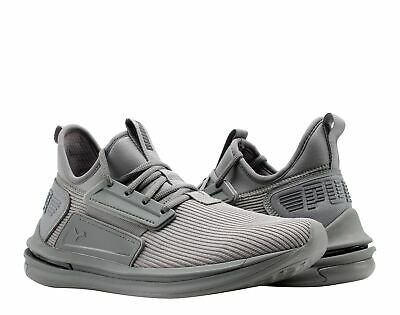 Puma IGNITE Limitless SR Quite Shade Grey Men s Running Shoes 19048204 3f2e1d179