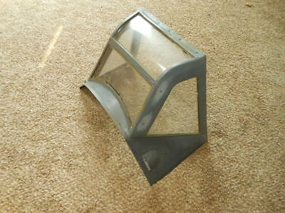 WW2 German Luftwaffe Complete Windscreen Assembly - Me109 G / K - REPRO