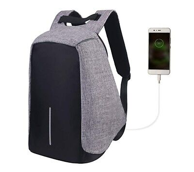 Water Resistant Laptop Backpack,Lightweight computer backpack with USB Charging