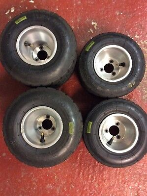 Wet Wheels / Rims for Tony Kart / Rotax