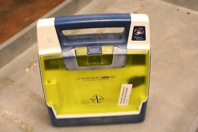 Cardiac Science  AED Powerheart  G3 -  No pads or battery.  For parts.