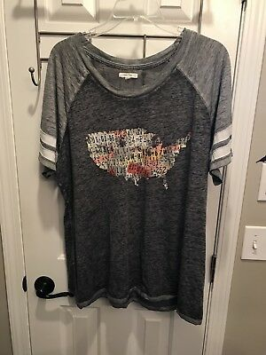 Womens Plus Size Lot Of 6 Maurices Shirts