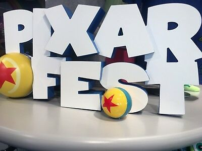 Disney Pixar Fest Ball